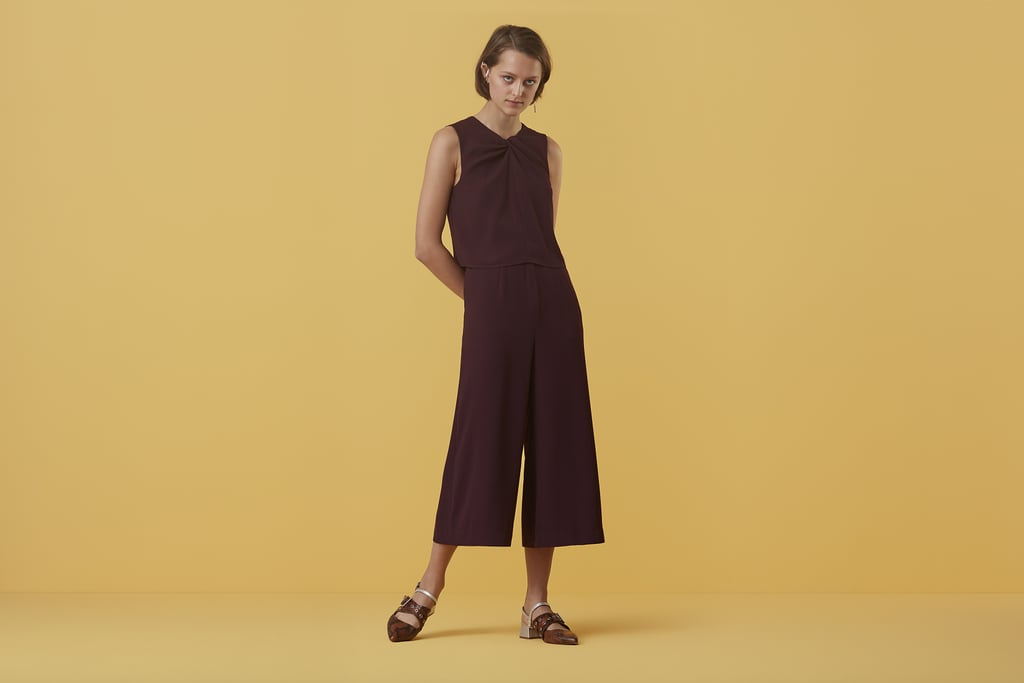 Finery Oakhurst Knotted Shell Top Jumpsuit (£99)