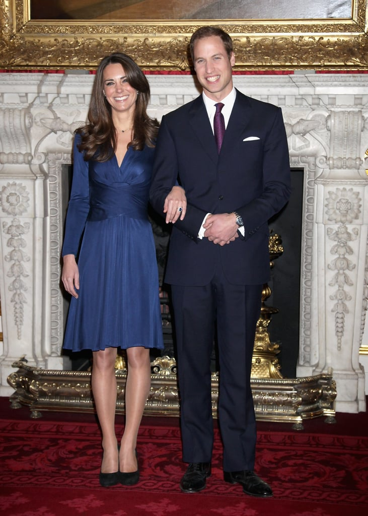 Will and Kate's Engagement Photocall