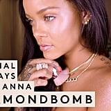 TUTORIAL TUESDAYS WITH RIHANNA: #DIAMONDBOMB