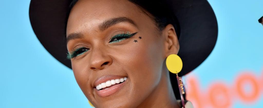Janelle Monáe's Makeup at Kids' Choice Awards 2019