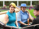 Princesses Beatrice and Eugenie's Royal Ascot Outfits Come With the Most Colorful Hats