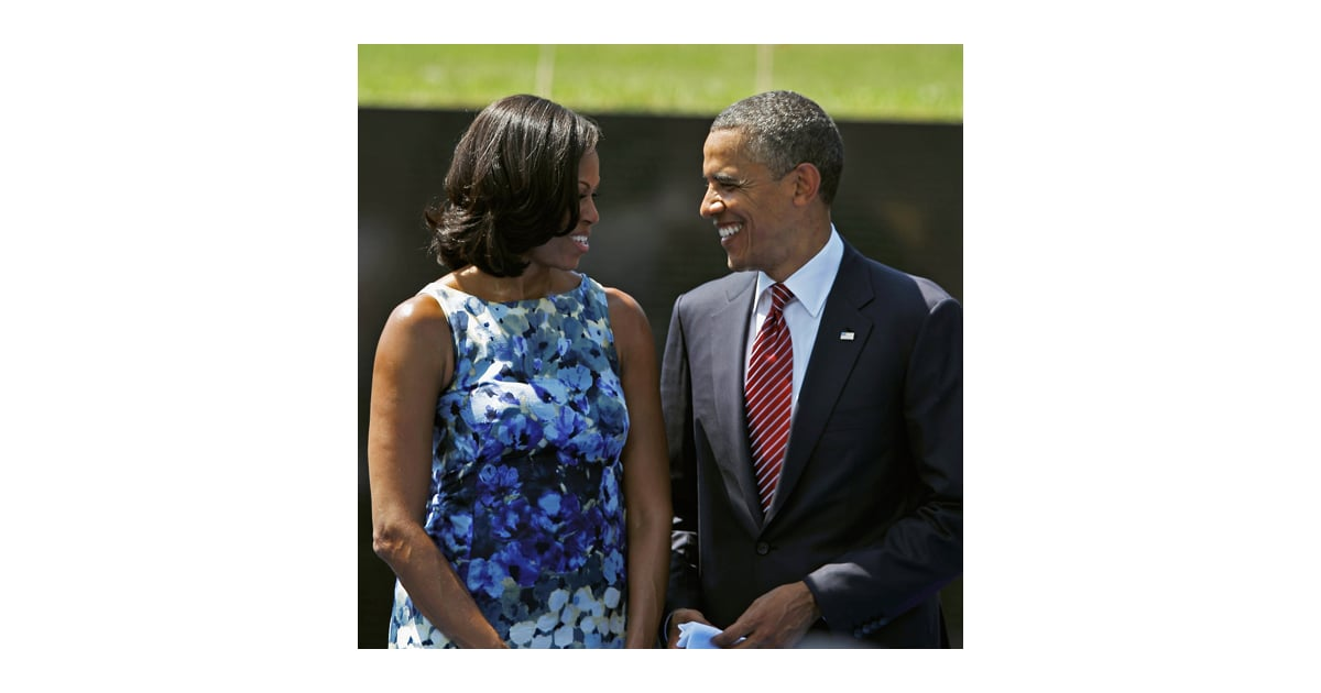 obama and michelle relationship