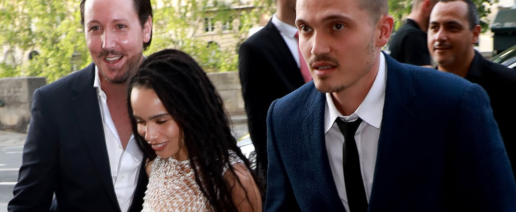 Zoë Kravitz and Karl Glusman Wedding Pictures