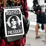 She's got our vote!