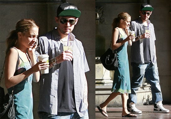 Photos of Nicole Richie and Joel Madden in LA