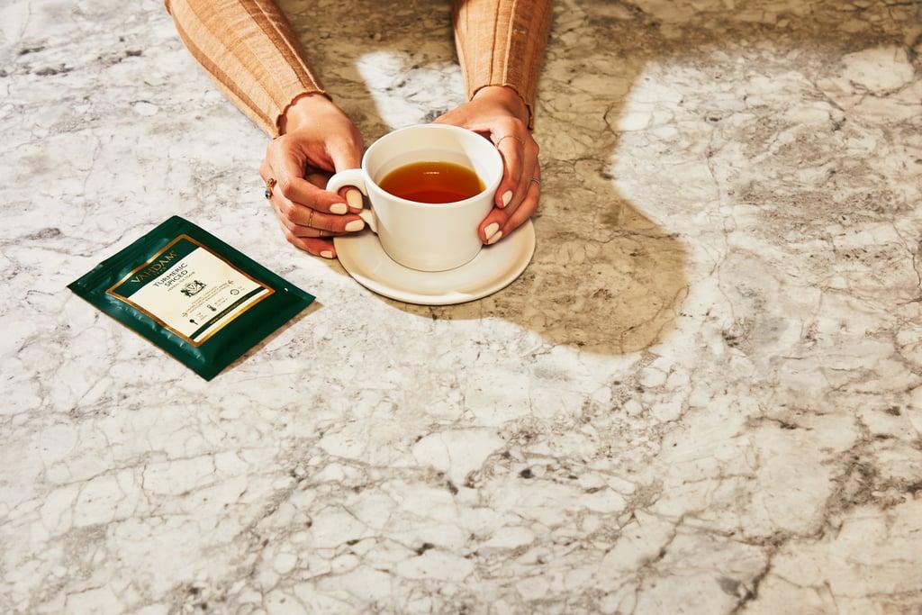 Vahdam Teas Turmeric Tea Review