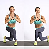 Lower Body: Curtsy Lunge