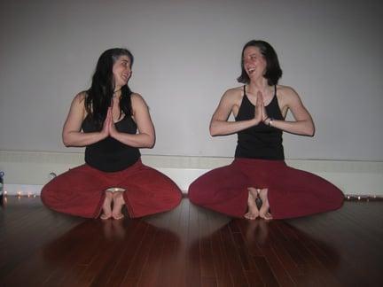 Favorite Balancing Wide Squat