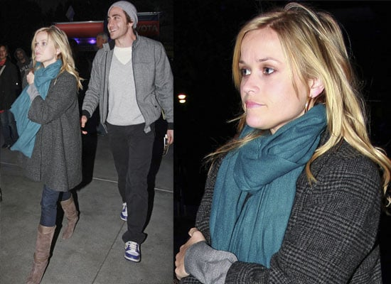05/01/2009 Reese Witherspoon and Jake Gyllenhaal