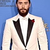 Jared Leto From the Front