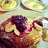 Best Spot For Pancakes: Clinton Street Baking Company