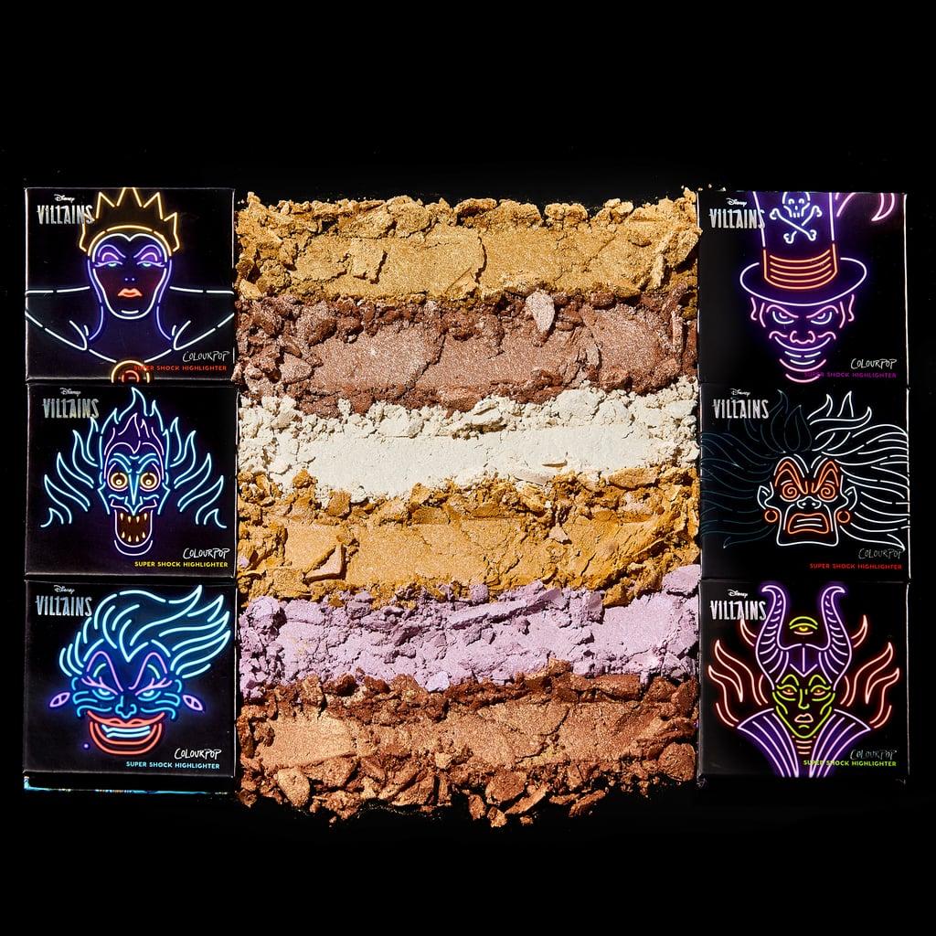 ColourPop Disney Villains Makeup Collection