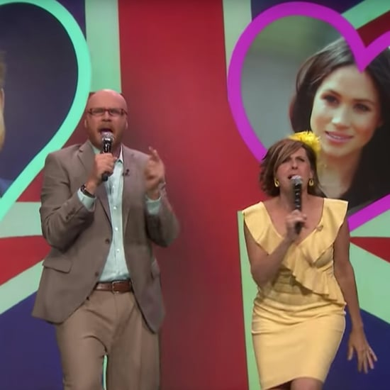 Will Ferrell and Molly Shannon Royal Wedding Song