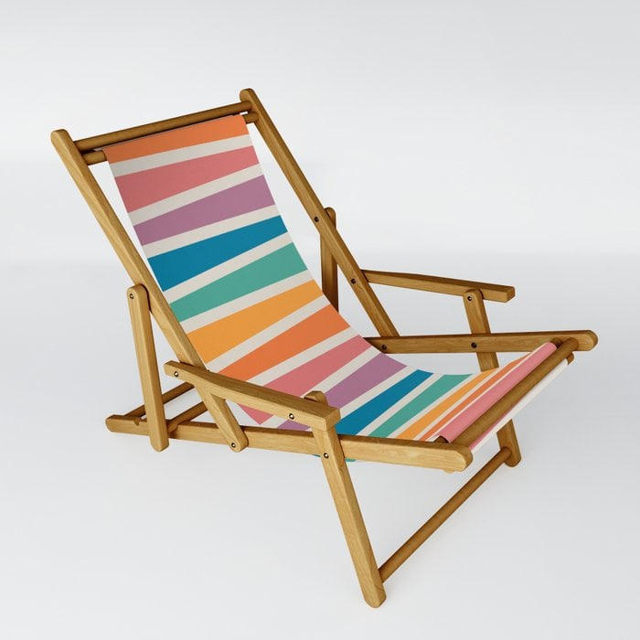 Boca Game Board Sling Chair by circa78designs