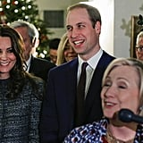 The Royal Foundation and the Clinton Foundation Cohosted the Event