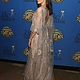 Angelina Jolie's Elie Saab Couture Dress