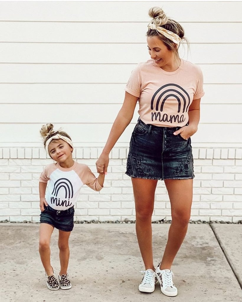Mama and Mini Tees