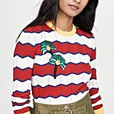 Stella Jean Striped Sweater