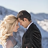 Event Venue: Snowbird // Cinema and Video: C. Baron Photography // Hair Stylist: Salt City Stylist // Paper Props: Invitation Solutions // Photographer: C. Baron Photography // Submitted via Two Bright Lights
