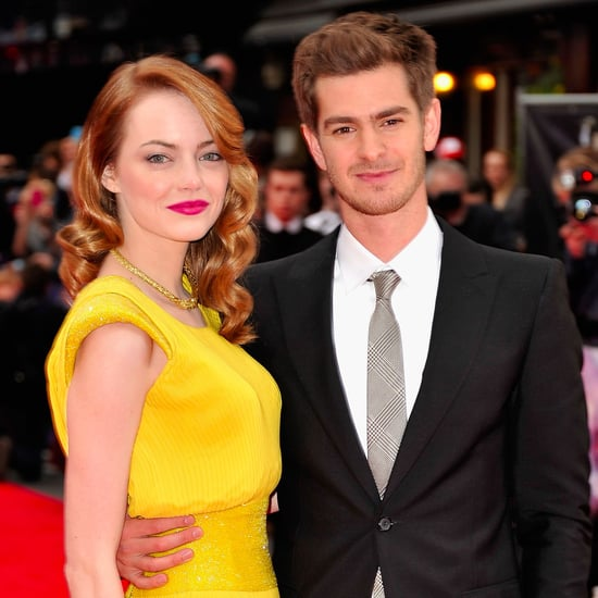 Andrew Garfield Quote About Emma Stone December 2016