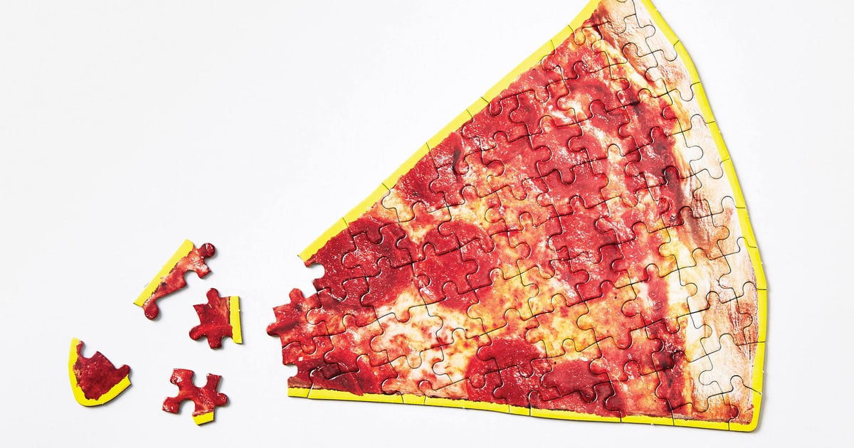 Sandwich-Lovers, Keep Scrolling: This $15 Puzzle Is For Pizza Aficionados Only