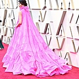 Gemma Chan's Oscars Dress With Pockets 2019