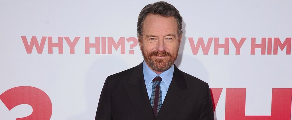 Bryan Cranston Reveals He Will Go Full-On Walter White When Meeting His Daughter's Boyfriends