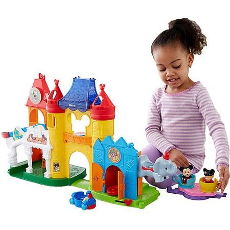For 2-Year-Olds: Fisher-Price Little People Discovery Disney Play Set
