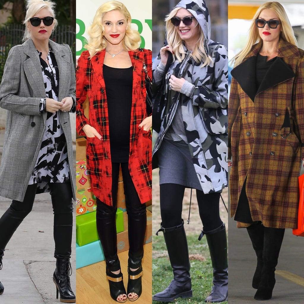 Gwen Stefani Coats Pictures