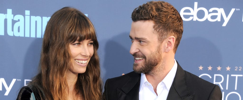 Justin Timberlake and Jessica Biel Look Damn Good at the Critics' Choice Awards