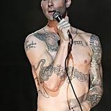 Daddy Adam Levine