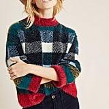Imogene Eyelash Sweater