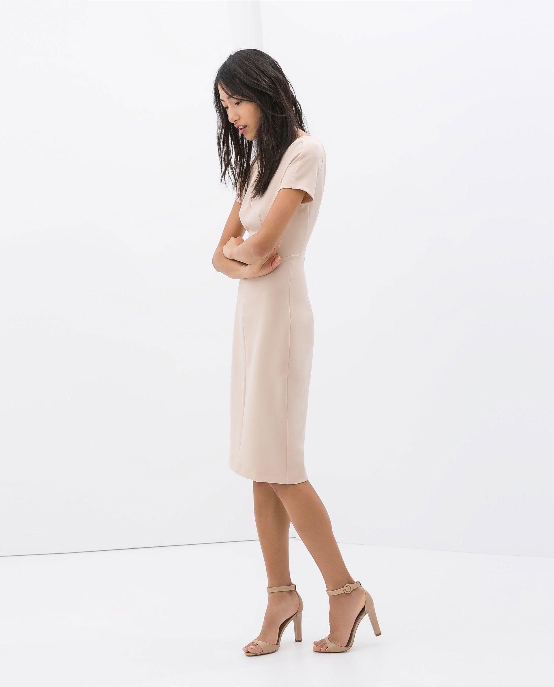 Zara Bridesmaid Dress