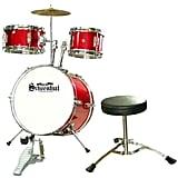 Schoenhut 5 Piece Drum Set for Kids