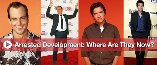 Sugar Shout Out: Arrested Development Stars Then and Now