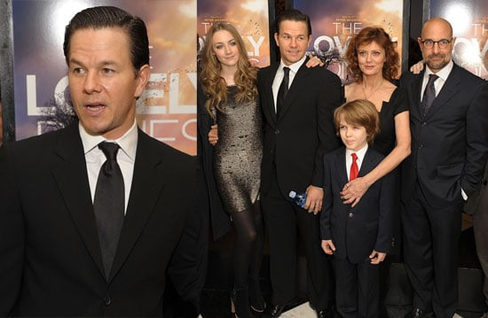 Photos of Mark Wahlberg, Susan Sarandon At NYC Premiere of The Lovely Bones