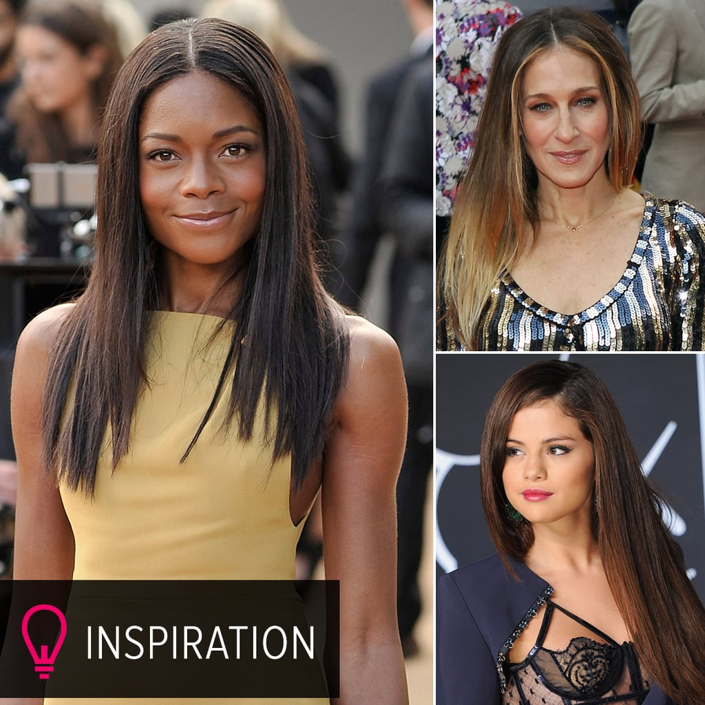 Straight Talk: How to Get Smooth, Sleek, Celeb-Inspired Hair