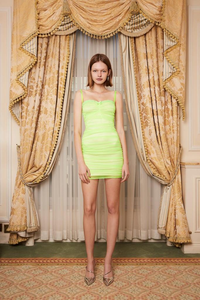 Daisy Daisy Aura Dress Lime