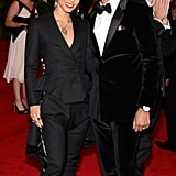 Alicia Keys and Swizz Beatz in 2012