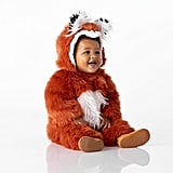 Pottery Barn Kids Woodland Baby Fox Costume