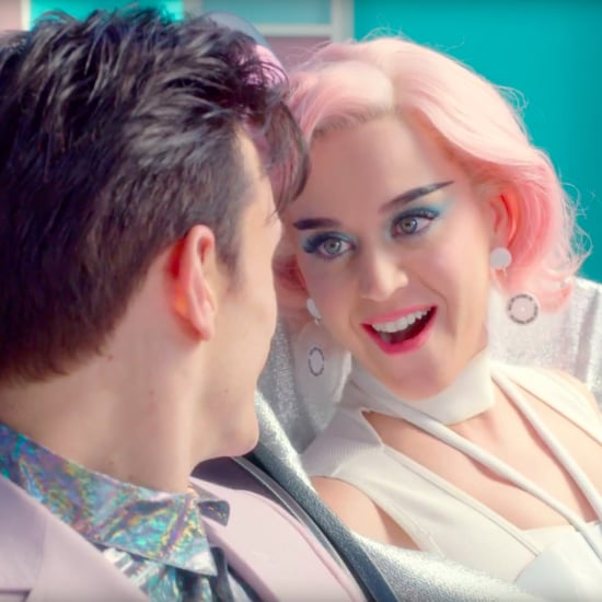 "Katy Perry ""Chained to the Rhythm"" Music Video"