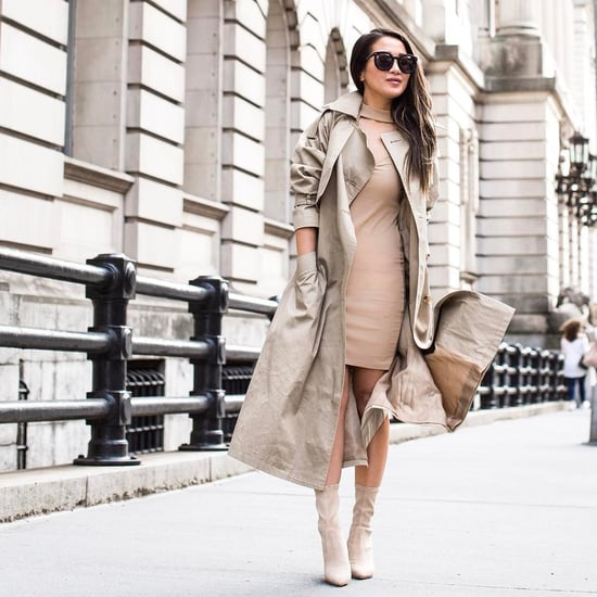 Stylish Ways to Wear a Coat