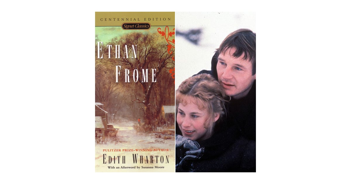 """a comparison of the book and the movie ethan frome Edlth wharton at the cinema  starred in a film of """"ethan frome"""",  """"what really attracted me to the book,"""" says scorsese,."""