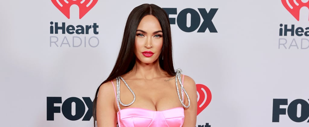 Megan Fox's Pink Outfit at the iHeartRadio Music Awards
