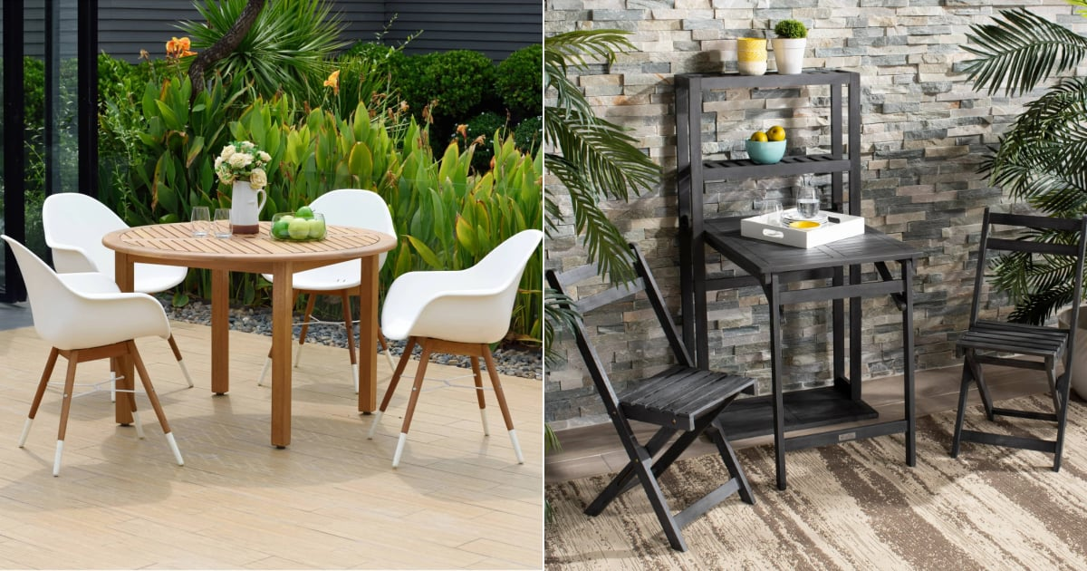 Pack Up Your Kitchen Table: 24 Target Dining Sets to Have All Meals Al Fresco This Summer