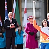 Queen Elizabeth II at 2017 Commonwealth Day