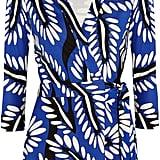Diane von Furstenberg Celeste Printed Silk-Jersey Playsuit ($483)