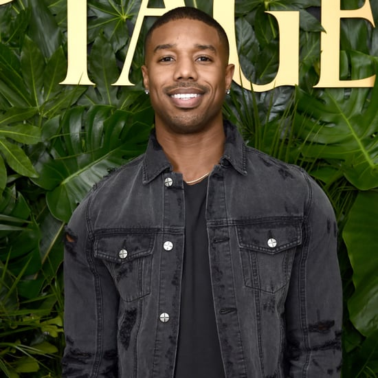Michael B. Jordan Tweets at Retainer Girl