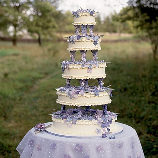 Martha Stewart Wedding Cakes From the '90s