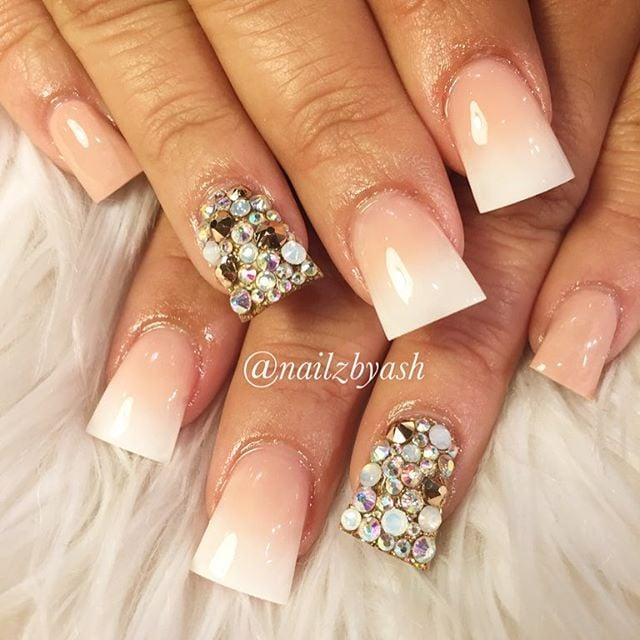 Duck Feet Nails   POPSUGAR Beauty